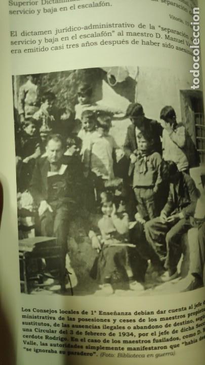 Libros: LA PURGA DE FRANCO EN EL MAGISTERIO SORIANO ( 2 TOMOS COMPLETA ) ANTONIO HERNANDEZ GARCIA - Foto 5 - 240688135