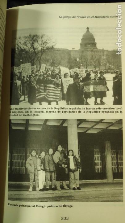 Libros: LA PURGA DE FRANCO EN EL MAGISTERIO SORIANO ( 2 TOMOS COMPLETA ) ANTONIO HERNANDEZ GARCIA - Foto 8 - 240688135
