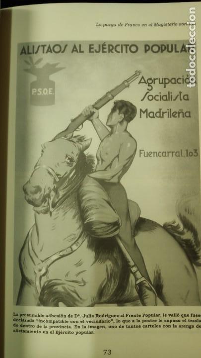 Libros: LA PURGA DE FRANCO EN EL MAGISTERIO SORIANO ( 2 TOMOS COMPLETA ) ANTONIO HERNANDEZ GARCIA - Foto 11 - 240688135