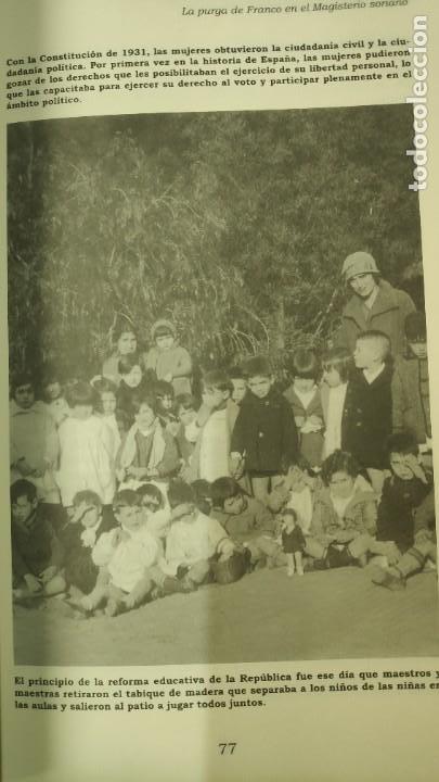 Libros: LA PURGA DE FRANCO EN EL MAGISTERIO SORIANO ( 2 TOMOS COMPLETA ) ANTONIO HERNANDEZ GARCIA - Foto 12 - 240688135