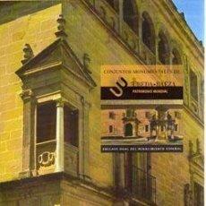 Libri: CONJUNTOS MONUMENTALES DE ÚBEDA Y BAEZA. 2 TOMOS EN ESTUCHE DE CARTÓN. Lote 240867485