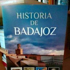 Libros: HISTORIA DE BADAJOZ (NUEVO). Lote 243390405