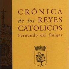 Libros: CRONICA DE LOS REYES CATÓLICOS. FERNANDO DEL PULGAR. DOS VOLÚMENES JUAN DE MATA. (EDICIÓN Y ESTUDIO). Lote 243980150