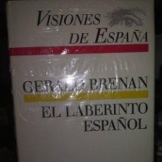 Livres: GERALD BRENAN .EL LABERINTO ESPAÑOL .CÍRCULO DE LECTORES. Lote 244614435