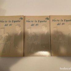 """Libros: """"HACIA LA ESPAÑA DEL 92"""" - CLUB SIGLO XXI. Lote 244973745"""