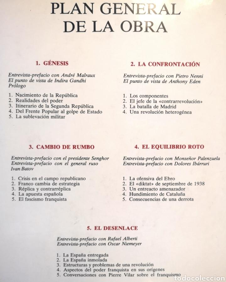 Libros: Guerra y revolución en España, Georges Soria - Foto 3 - 245443915