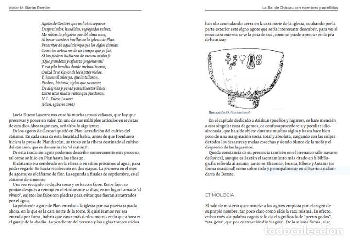 Libros: La Bal de Chistau con nombres y apellidos - Foto 5 - 245488775