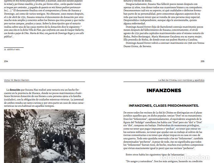Libros: La Bal de Chistau con nombres y apellidos - Foto 8 - 245488775