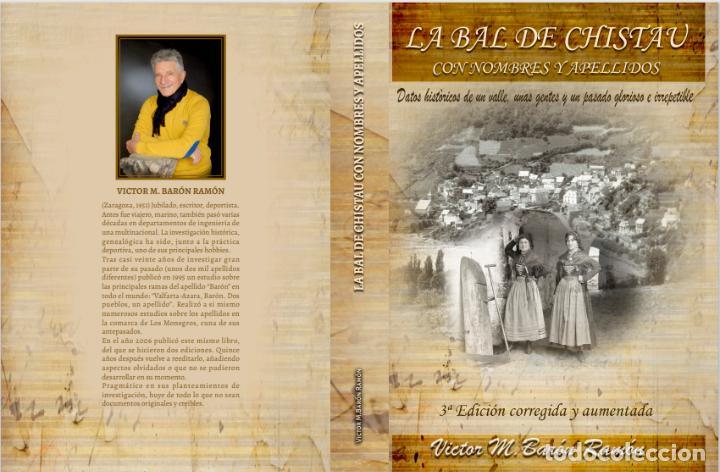 LA BAL DE CHISTAU CON NOMBRES Y APELLIDOS (Libros Nuevos - Historia - Historia de España)