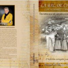 Libros: LA BAL DE CHISTAU CON NOMBRES Y APELLIDOS. Lote 245489245