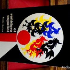 Libros: FRANZ BORKENAU.EL REÑIDERO ESPAÑOL.RELATO DE UN TESTIGO DE LOS CONFLICTOS S. Y P. DE LA G. CIVIL ESP. Lote 245587635