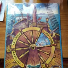 Libros: LA FLOTA DE COLÓN,1992,REIMPRESION. DESPLEGABLE POP-UP. VOJTECH KUBASTA. PRECINTADO.. Lote 246910310