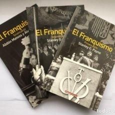Livres: EL FRANQUISMO - STANLEY G. PAYNE - TRES TOMOS. Lote 248420010