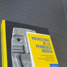 Libros: *** LIBRO - HISTORIA *** ACADEMICO *** PREHISTORIA DE LA PENINSULA IBERICA ***. Lote 248635335