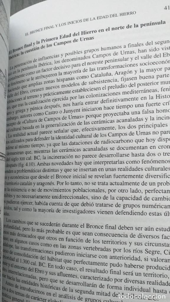 Libros: *** LIBRO - HISTORIA *** ACADEMICO *** PREHISTORIA DE LA PENINSULA IBERICA *** - Foto 4 - 248635335