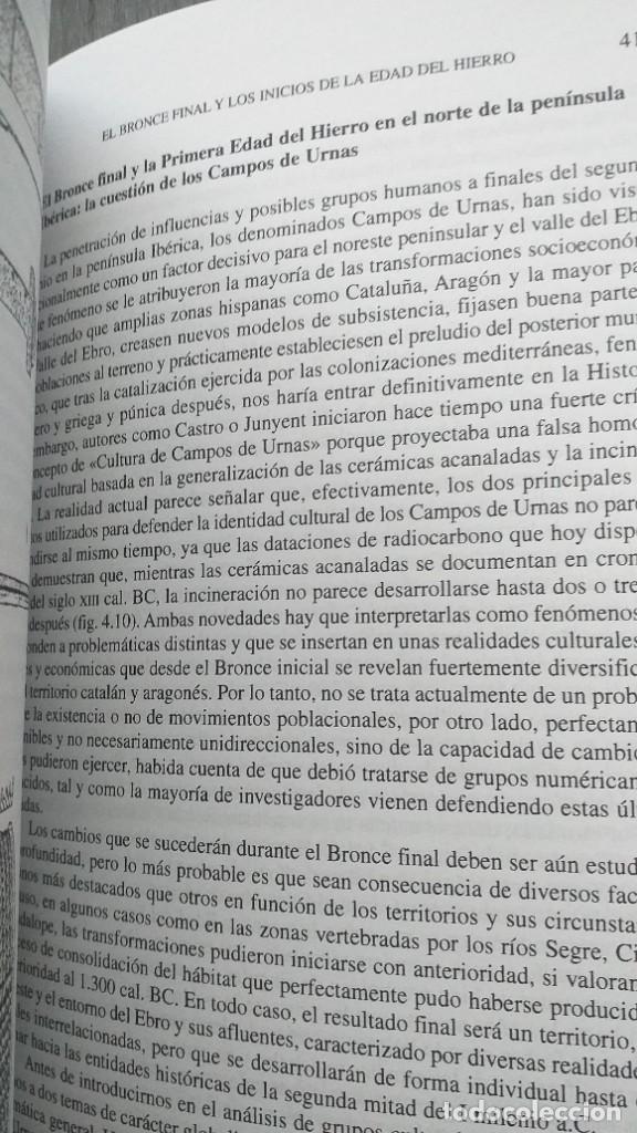 Libros: *** LIBRO - HISTORIA *** ACADEMICO *** PREHISTORIA DE LA PENINSULA IBERICA *** - Foto 5 - 248635335