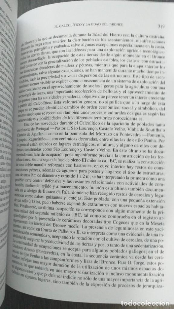 Libros: *** LIBRO - HISTORIA *** ACADEMICO *** PREHISTORIA DE LA PENINSULA IBERICA *** - Foto 9 - 248635335