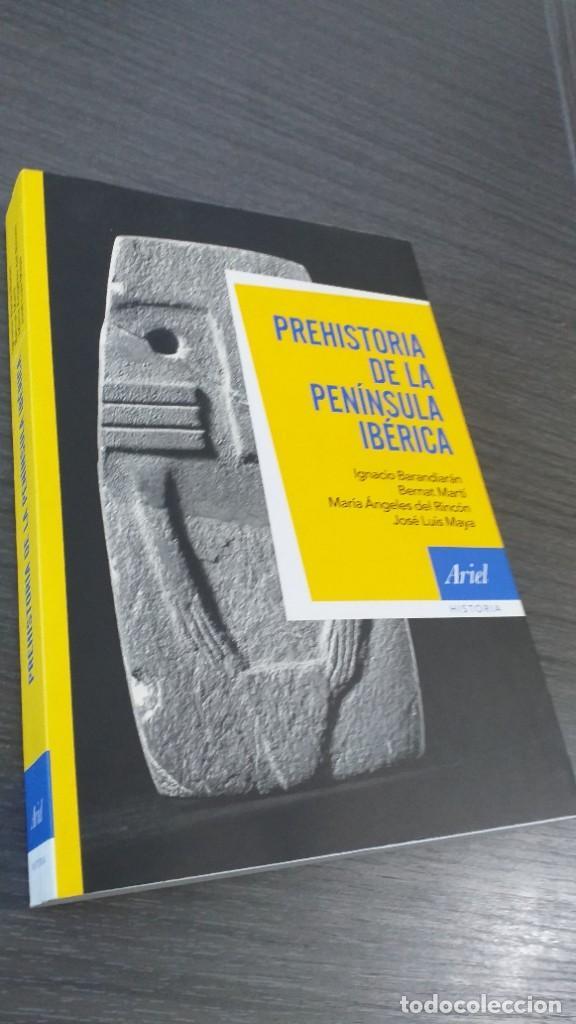 Libros: *** LIBRO - HISTORIA *** ACADEMICO *** PREHISTORIA DE LA PENINSULA IBERICA *** - Foto 11 - 248635335