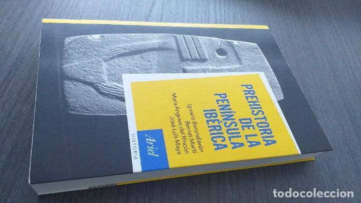 Libros: *** LIBRO - HISTORIA *** ACADEMICO *** PREHISTORIA DE LA PENINSULA IBERICA *** - Foto 12 - 248635335