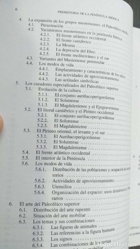 Libros: *** LIBRO - HISTORIA *** ACADEMICO *** PREHISTORIA DE LA PENINSULA IBERICA *** - Foto 13 - 248635335