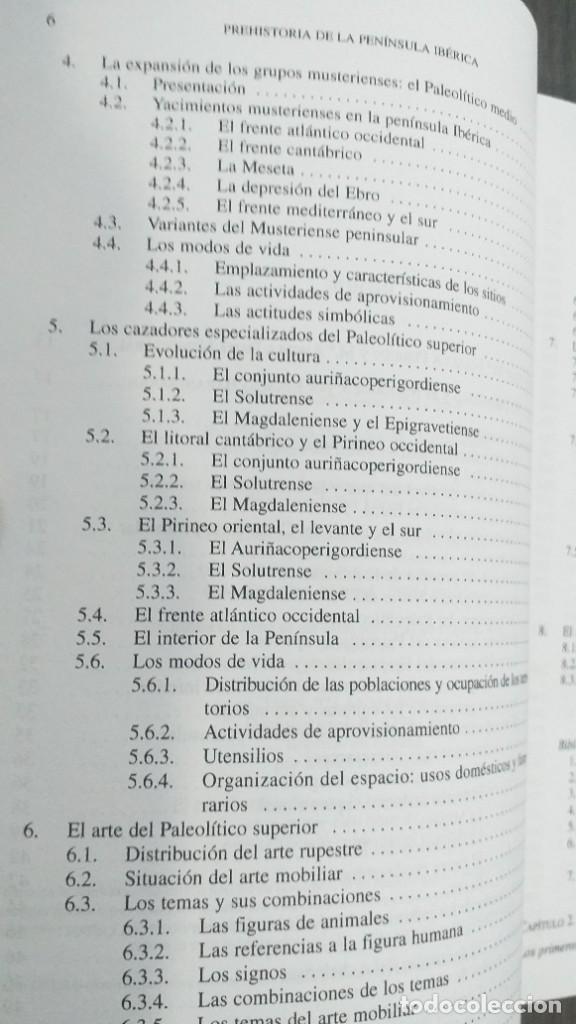 Libros: *** LIBRO - HISTORIA *** ACADEMICO *** PREHISTORIA DE LA PENINSULA IBERICA *** - Foto 14 - 248635335
