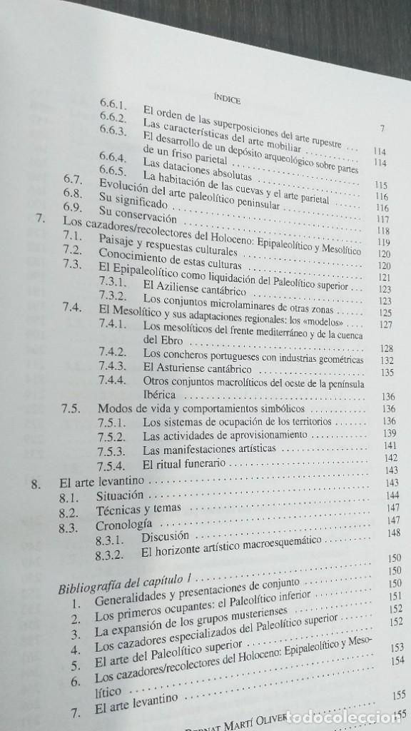 Libros: *** LIBRO - HISTORIA *** ACADEMICO *** PREHISTORIA DE LA PENINSULA IBERICA *** - Foto 15 - 248635335