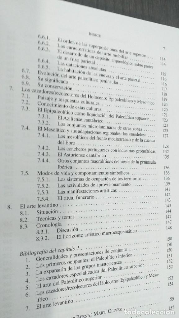 Libros: *** LIBRO - HISTORIA *** ACADEMICO *** PREHISTORIA DE LA PENINSULA IBERICA *** - Foto 16 - 248635335