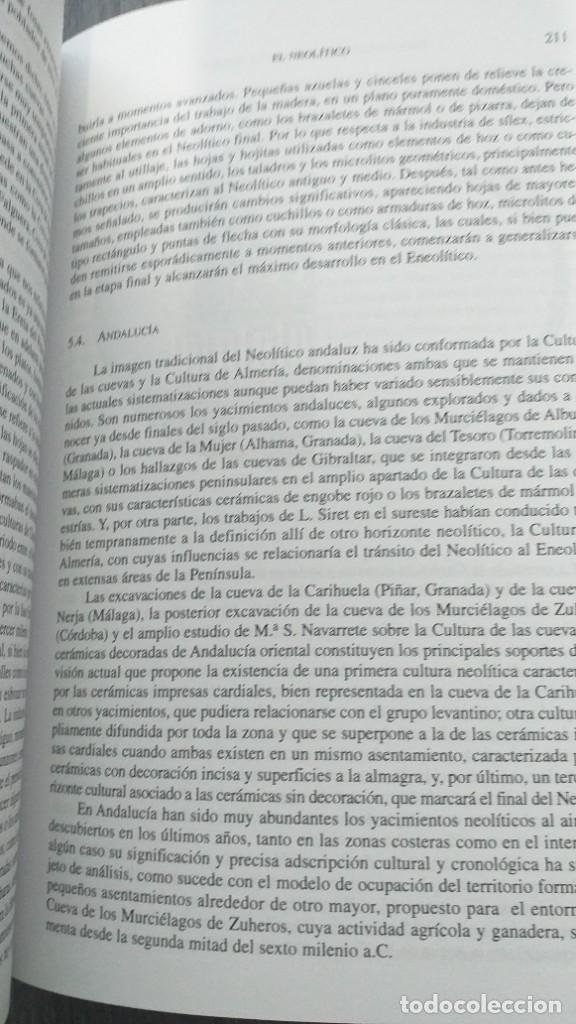 Libros: *** LIBRO - HISTORIA *** ACADEMICO *** PREHISTORIA DE LA PENINSULA IBERICA *** - Foto 18 - 248635335