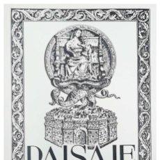 """Libros: COLECCIÓN COMPLETA """"PAISAJE"""". 1944 - 1966. HISTORIA DE JAÉN Y PROVINCIA (12 TOMOS). Lote 250257170"""