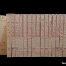 Libros: DON LOPE DE SOSA - AÑOS 1.913 A 1.930 - CRÓNICA DE JAÉN Y PROVINCIA - 18 TOMOS. COLECC. COMPLETA. Lote 268767669