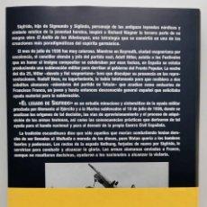 Libros: EL LEGADO DE SIGFRIDO:AYUDA MILITAR ALEMANA AL EJÉRCITO NACIONAL EN LA GUERRA CIVIL ESPAÑOLA. NUEVO. Lote 251576375