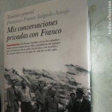 Libros: MIS CONVERSACIONES PRIVADAS CON FRANCO. EDITORIAL PLANETA. ULTIMA EDICIÓN (2005). Lote 251800895