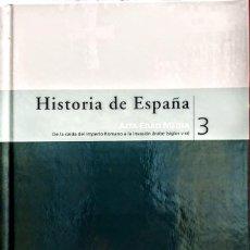 Libros: HISTORIA DE ESPAÑA.ALTA EDAD MEDIA. BIBLIOTECA EL MUNDO. Lote 253748750