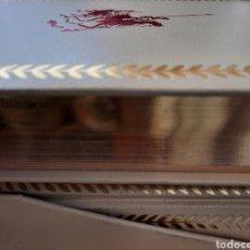 Libros: CERVANTES,DON QUIJOTE DE LA MANCHA,4 TOMOS. Lote 254021145