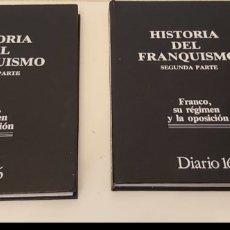Libros: HISTORIA DEL FRANQUISMO DIARIO 16. Lote 254865350