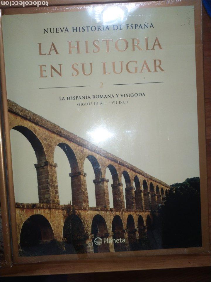 Libros: Ocasión! La Historia en su lugar, Nueva Historia de España. Editorial Planeta. Nuevo a estrenar - Foto 3 - 257246285