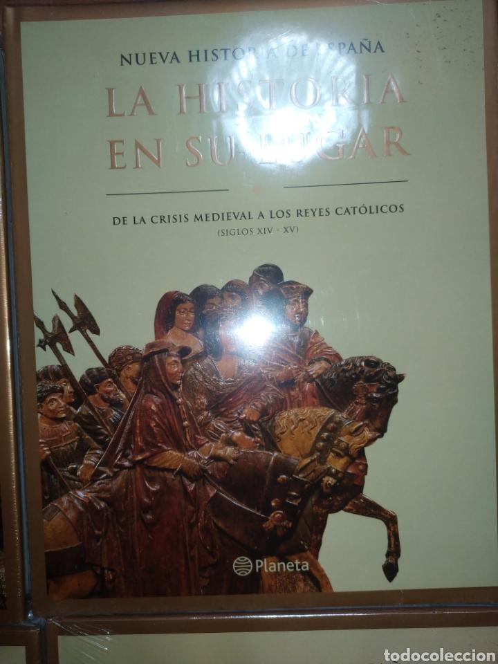 Libros: Ocasión! La Historia en su lugar, Nueva Historia de España. Editorial Planeta. Nuevo a estrenar - Foto 4 - 257246285