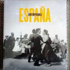 Libros: LIBRO ESPAÑA CONTEMPORÁNEA. MODA, PINTURA, FOTOGRAFÍA, ETC EN LOS 2 ÚLTIMOS SIGLOS. PRECINTADO.. Lote 257530625
