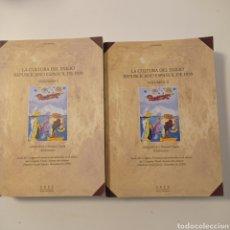 Libros: LA CULTURA DEL EXILIO REPUBLICANO ESPAÑOL DE 1939. ALTED Y LUISA.. Lote 260520715