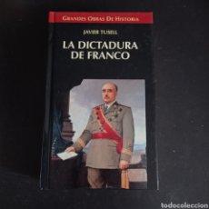 Libros: LA DICTADURA DE FRANCO ,. JAVIER TUSELL . GRANDES OBRAS DE HISTORIA , 373 PAG. TAPA DURA. Lote 260750910