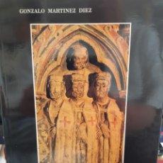 Libros: LOS TEMPLARIOS EN LA CORONA DE CASTILLA GONZALO MARTINEZ DIEZ. Lote 260858485