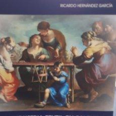 Libros: LA INDUSTRIA TEXTIL EN PALENCIA DURANTE LOS SIGLOS XVI Y XVII RICARDO HERNANDEZ GARCIA. Lote 260862585