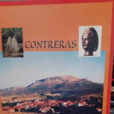 Libros: CONTRERAS ENTRE LA HISTORIA Y EL MITO RICARDO EL DE CONTRERAS. Lote 260864665