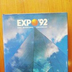 Libros: EXPO 92 UNA AVENTURA UNIVERSAL. VVAA. DIFUSORA INTERNACIONAL 1993. Lote 262579940