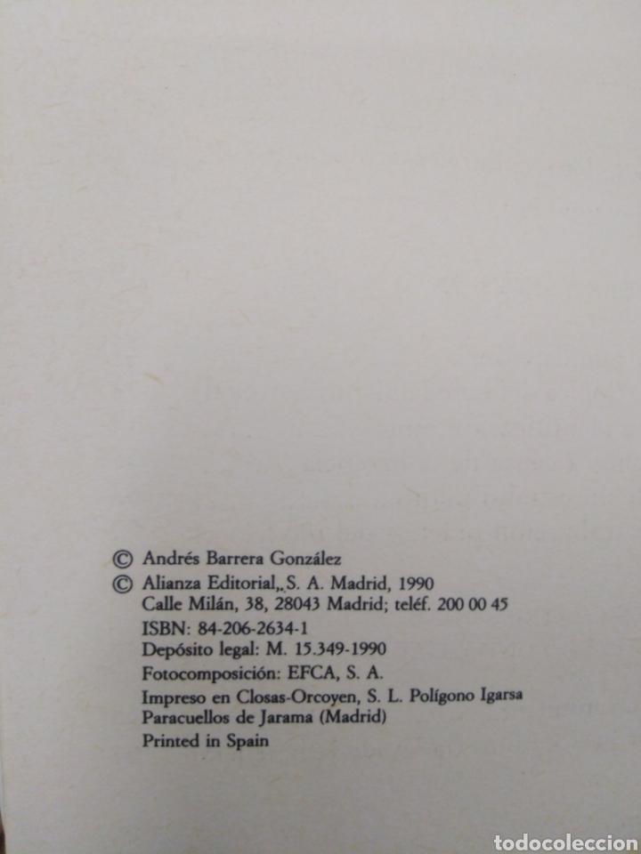 Libros: CASA HERENCIA Y FAMILIA EN LA CATALUÑA RURAL-ANDRÉS BARRERA GONZÁLEZ-EDITA ALIANZA 1990 - Foto 5 - 262927300