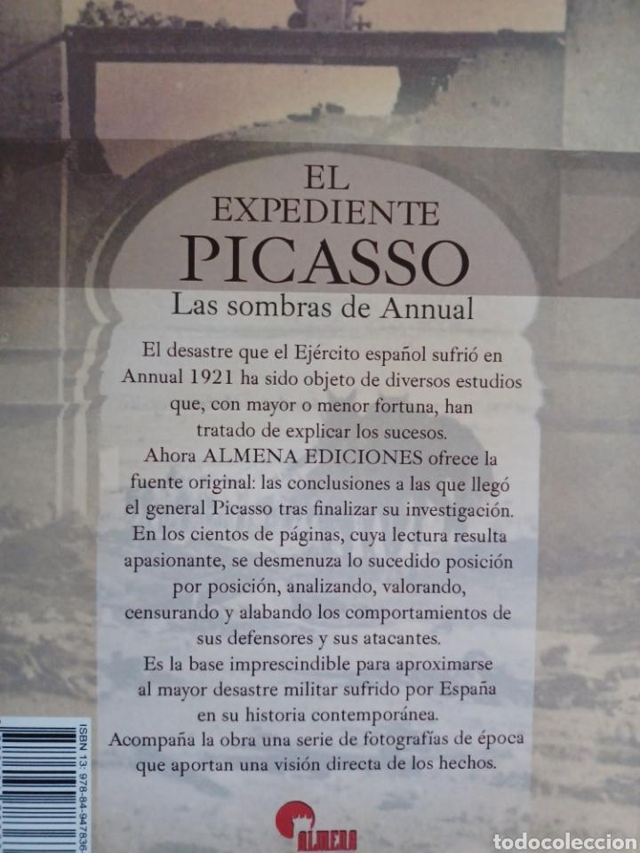 Libros: El Expediente Picasso - Foto 2 - 262930175