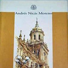 Livres: HERÁLDICA Y GENEALOGÍA DE LOS OBISPOS DE LA DIÓCESIS DE JAÉN. ANDRÉS NICÁS MORENO. Lote 265834284