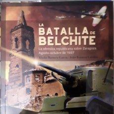 Libri: LA BATALLA DE BELCHITE. Lote 267850429
