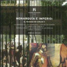 Libros: EL REINADO DE CARLOS V / JOHN LYNCH. Lote 269297338