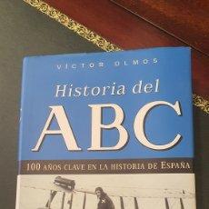 Libros: LIBRO HISTORIA DEL ABC. Lote 270175208